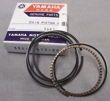 Genuine Yamaha YFM80 Badger Piston Ring Set Standard 2XJ-11635-01 Kolbenringsatz