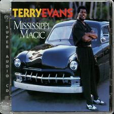 Terry Evans - Mississippi Magic SACD (New & Sealed) Blues