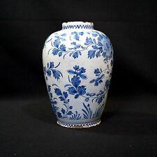 Vase DELFT XVIIIème
