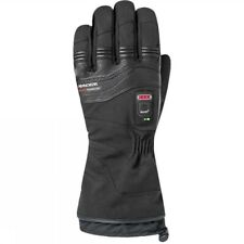Racer Men's Connetic 3 Heated Ski Gloves - Leather Palm Silk Lining - RRP £260