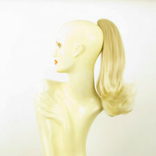 Hairpiece ponytail 15.75 light golden blond wick very light blond  8/24bt6 peruk