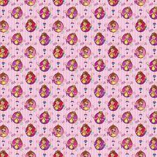 Disney Fancy Nancy 66968 Fancy Nancy Framed 100% Cotton Fabric~ By the yard