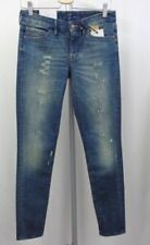 Seven stonewashed Damen-Jeans aus Denim