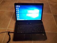 PC Portatile HP Compaq 615 Laptop AMD Athlon 64 X2 QL-66 2,2GHz 2GB DDR2 HD3200