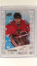 2010-11 Upper Deck Ice Brandon Pirri Premieres RC 1112/1999