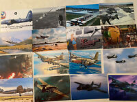 US Air Force 31 Colored Photos  Bombers And Attack Aircraft