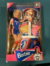 *New* Vintage Nrfb Wnba Barbie #20205 (1998)