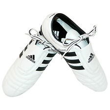 New adidas Sm 2 Taekwondo Karate Mma Hapkido Martial Arts Indoor Shoes-White