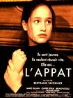Affiche 40x60cm L'APPÂT 1995 Tavernier - Marie Gillain, Olivier Sitruk BE