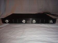 Tom Dowd's Mark Levinson ML-7 Pre-amplifier