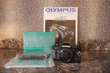Olympus OM-40 Program DX 35mm SLR CAMERA - OM Series - BOXED