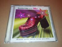 VARIOUS ARTISTS * GREATEST HITS OF THE 70s * 3 X CD ALBUM EXCELLENT ( 2001 )