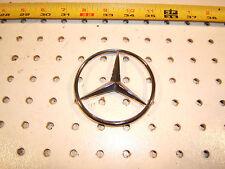 Mercedes Early W202 C Class  REAR plastic chrome GENUINE 1 Star only W202,94-97