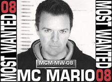Mc Mario Most Wanted 2008 CD