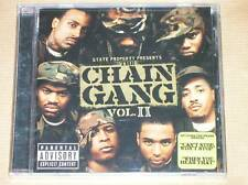 CD / THE CHAIN GANG / VOL 2 / NEUF SOUS CELLO +++