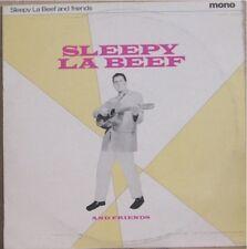 "SLEEPY LA BEEF AND FRIENDS - MONO UK ACE ROCKABILLY 10"""