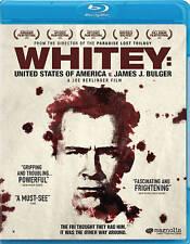 Whitey: United States of America v. Jame Blu-ray