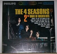 The 4 Seasons - 2nd Vault of Golden Hits - LP Record Album - Big Girls Dont Cry