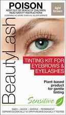 Refectocil Sensitive Tint Kit Light Brown