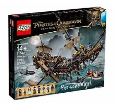 LEGO 71042 Pirates of the Caribbean Silent Mary Dead Men Tell No Tales BONUS