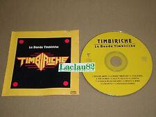 Timbiriche La Banda Timbiriche 1999 Fonovisa Cd Mexico