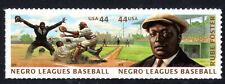 Sc# 4466a 44 Cent Negro Leagues Baseball (2010) MNH Pair SCV $1.80