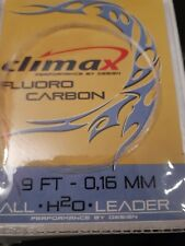 CLIMAX FLUOROCARBON ALL H2O LEADER VARIOUS SIZES AVAILABLE
