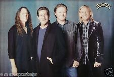 "EAGLES ""REUNION GROUP SMILING"" POSTER FROM ASIA - Henley,Walsh,Schmit,Glenn Frey"