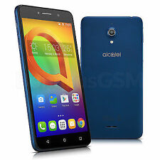 "Alcatel A2 XL 8050D Dual-SIM Smartphone with 6"" Display and 8MP Camera (Blue)"