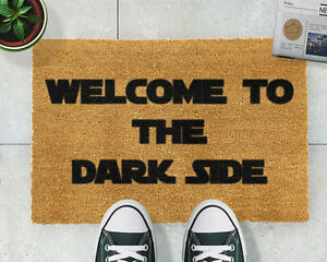 Welcome to the Darkside (Star Wars quote)