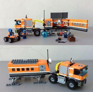 LEGO CITY ARCTIC - 60035 - Arctic Outpost - La base arctique mobile - SET