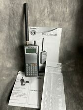 Radio Shack Pro 97 trunking hand held scanner catalog 20-527
