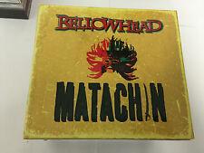 Bellowhead Matachin (Deluxe Hardback Edition) CD 5060169470644