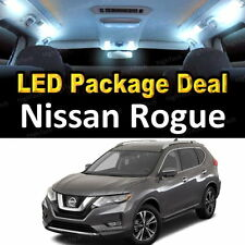 7x White LED Lights Interior Package Deal For 2008 - 2011 2012 2013 Nissan Rogue