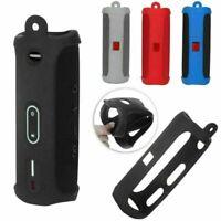 Silikon Case Tasche Schutz Hülle Shell für JBL Flip 5 Lautsprecher Cover Sleeve