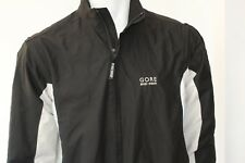 Gore Cycle windstopper paclite jacket Black MTB Road XL gilet