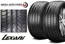 2 X Lexani LX-TWENTY 255/40R20 101W XL All Season Performance Tires 255/40/20