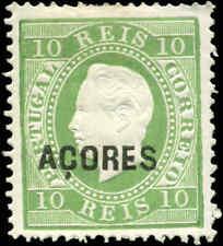 Azores Scott #32 Mint No Gum