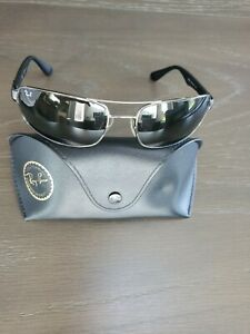 Authentic Ray Ban sunglasses RB 3445 004 61 17