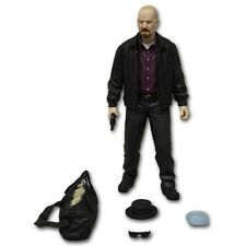 AMC Breaking Bad Walter White 6 Heisenberg TV Show Action Figure Glass Hat Meth