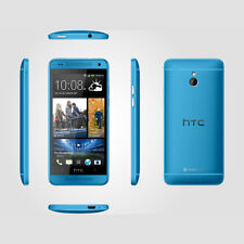 4.7'' HTC ONE M7 - 32GB - BLUE -  (Unlocked) Android Mobile Phone