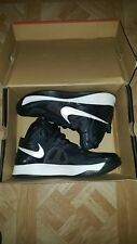 Nike Hyperfuse 2012 Men's Basketball Shoes Black White SKU 525019-001 Size 11