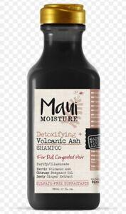 MAUI VOLCANIC ASH SHAMPOO 385ml Sulfate Free Natural
