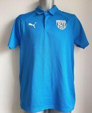 West Bromwich Albion Mens Puma T-Shirt Medium
