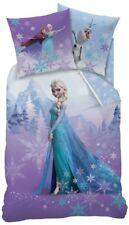 Bettwäsche Frozen Eiskönigin Biber Flanell 80x80 cm 135x200 cm