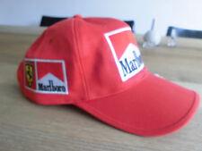 Michael Schumacher FERRARI Cap con MARLBORO LOGO #3