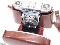 Zeiss Ikon Contina II (524/24) Objektiv Novar 3,5/45mm made in Germany Stuttgart