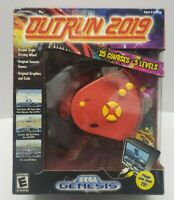 Sega Genesis Plug And Play Outrun 2019 Play Tv Legends Radica 2005 Racing