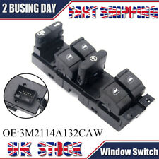 FOR FORD GALAXY 1995-2006 POWER MASTER WINDOW SWITCH CONSOLE 3M2114A132CAW