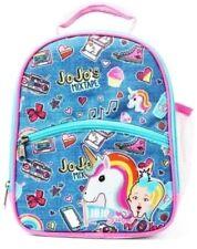 JOJO SIWA NICKELODEON Dual-Pocket Upright PVC-Free Lunch Tote Bag Box NWT
